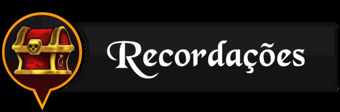 BAÚ DE RECORDAÇÕES