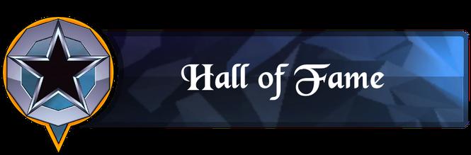 Hall da Fama